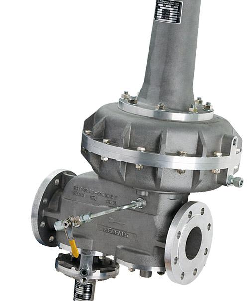 Регулятор давления газа RS251 Medenus / Меденус